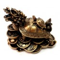 Copper Color Dragon Turtle